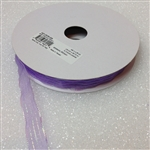 Ribbon #3 Sheer French Lavender Harmony 24 5Oy