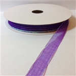 Ribbon #3 Sheer Lilac Harmony 611 50 Yd