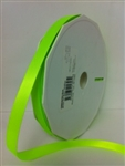 Ribbon #3 Key Lime Double Face Satin 544 50Yd