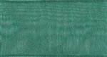 Ribbon #9 Jade Organdy Sheer Green 044 100 Yd