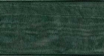 Ribbon #9 Hunter Green Organdy Sheer 35 100 Yd