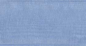 Ribbon #9 French Blue Organdy Sheer 403 100 Yd