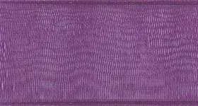 Ribbon #9 Plum Organdy Sheer 604 100 Yd
