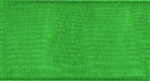 Ribbon #9 Emerald Green Organdy Sheer 607 100Yd