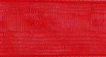 Ribbon #9 Red Organdy Sheer 609 100 Yd