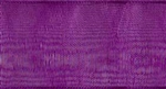 Ribbon #9 Regal Purple Organdy Sheer 611 100 Yd