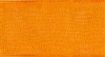 Ribbon #9 Orange Organdy Sheer 620 100 Yd
