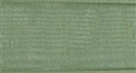 Ribbon #9 Mossgreen Organdy Sheer 621 100 Yd