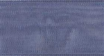 Ribbon #9 Navy Organdy Sheer 624 100 Yd