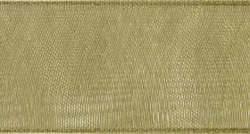 Ribbon #9 Willow Organdy Sheer 892 100 Yd