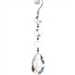 "Oval Hanging Jewel (7"")"