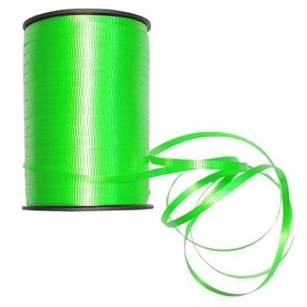 Ribbon Curling Lime 500Yd