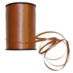 Ribbon Curling Brown 500Yd