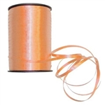 Ribbon Curling Peach 500Yd