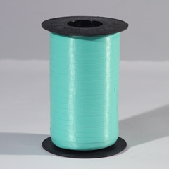 Ribbon Curling Aqua 500Yd
