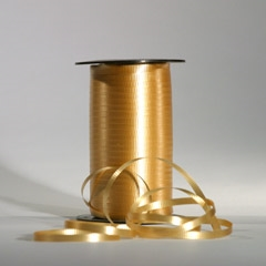 Ribbon Curling Gold 500Yd
