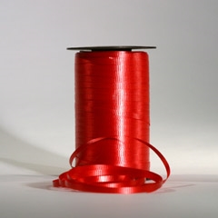 Ribbon Curling Red 500Yd