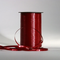 Ribbon Curling Burgundy 500Yd