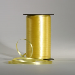 Ribbon Curling Yellow 500Yd