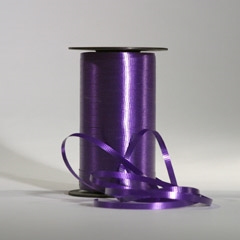 Ribbon Curling Purple 500Yd