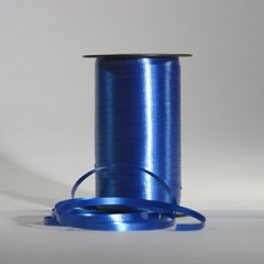 Ribbon Curling Royal Blue 500Yd
