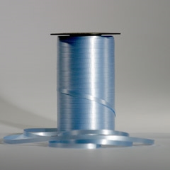 Ribbon Curling Light Blue 500Yd