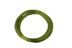 Oasis Aluminum Wire - Apple Green