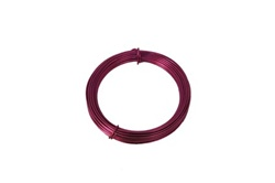 Oasis Aluminum Wire - Strong Pink