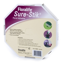 Floralife Sure Stik Roll, 25 feet - Green