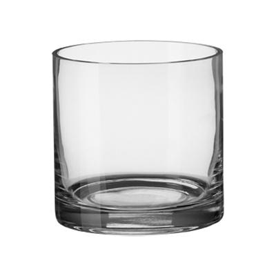 Cylinder Glass Vase 4x4