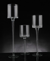 Candle Holder Centerpiece Set (3 Sizes)
