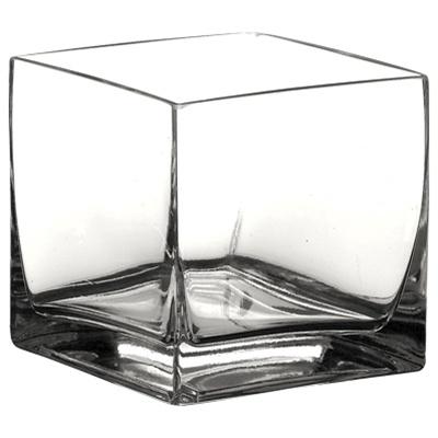 Cube Floral Vases