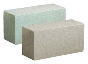 SAHARA® II Dry Foam Brick, Green, 20 case, 20/case