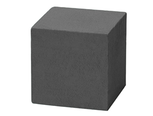 "OASIS Midnight Floral Foam Maxlife 5"" Cube, 48/case"