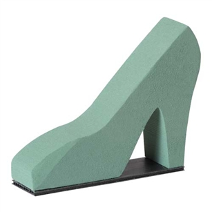 OASIS® Floral Foam Shape, High Heel, 12/case