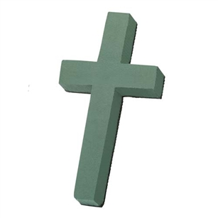 OASIS® Floral Foam Shape, Cross, 2 pack