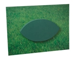 OASIS® Scenic Shape, Football, 4/case
