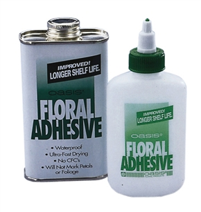 OASIS® Floral Adhesive, 8 fl. Oz. Can, 20/case