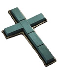 "Mache Cross 24"" (2 pack)"