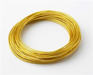 OASIS™ Aluminum Wire, Gold, 1 pack