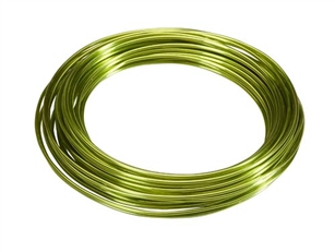 OASIS™ Aluminum Wire, Apple Green, 1 pack
