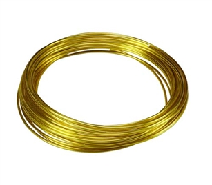 OASIS™ Aluminum Wire, Yellow, 1 pack
