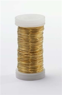 OASIS™ Metallic Wire, Gold, 18/case