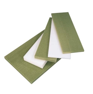 "2"" x 12"" x 36"" Green STYROFOAM® Sheet, 10/case"