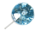 LOMEY™ Diamante Pin, Light Blue, 1,000/case