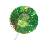 LOMEY™ Diamante Pin, Apple Green, 100 pack