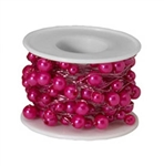 OASIS™ Beaded Wire, Strong Pink, 1 pack