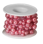 OASIS™ Beaded Wire, Pink, 1 pack
