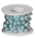 OASIS™ Beaded Wire, Ice Blue, 10/case