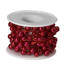 OASIS™ Beaded Wire, Red, 1 pack